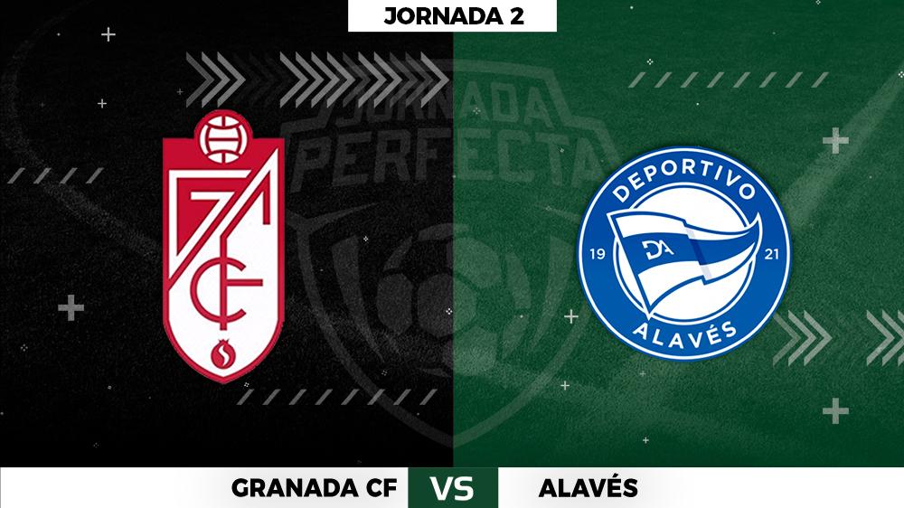Granada - Alavés - Jornada 2