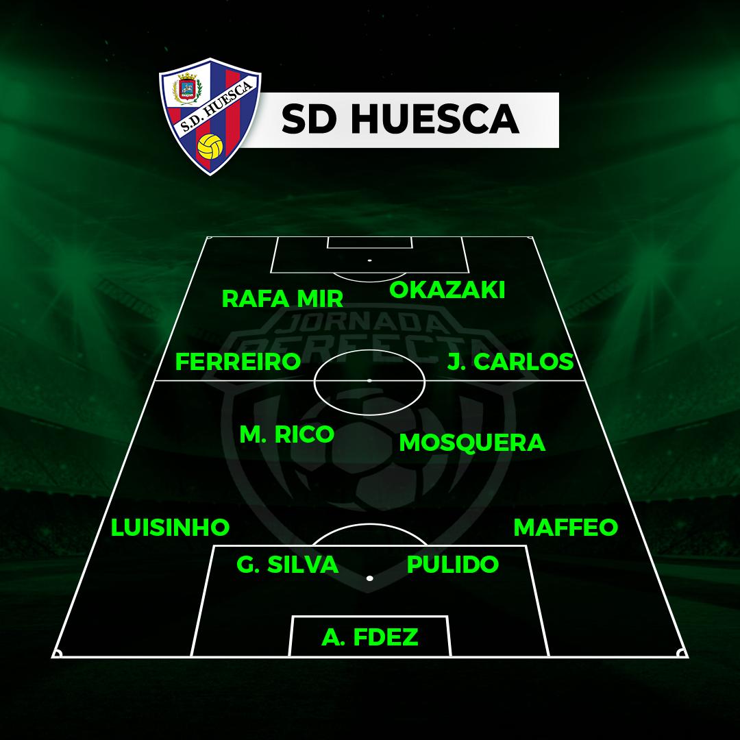 ONCE POSIBLE HUESCA 2020-21