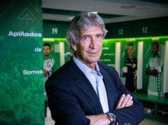 Pellegrini Real Betis