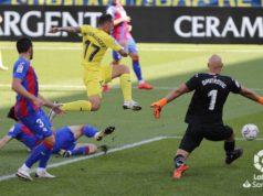 Dmitrovic contra el Villarreal