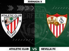 Alineaciones Athletic - Sevilla