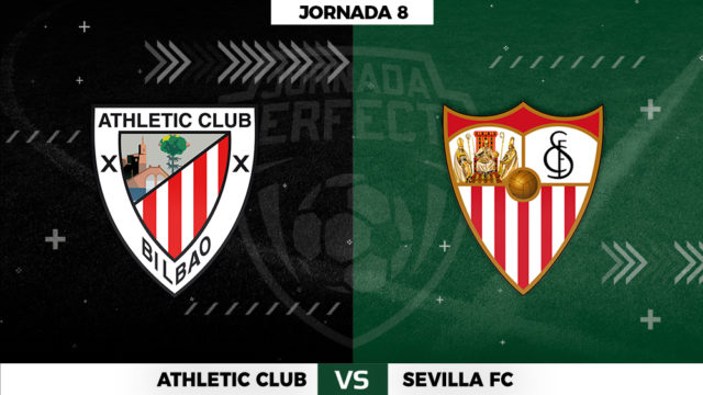 Alineaciones Athletic - Sevilla