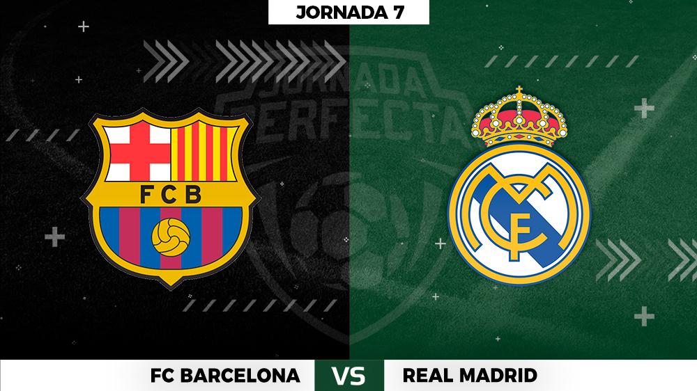 Previa Fantasy del Barça - Real Madrid