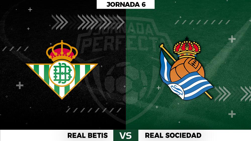 Betis - Real Sociedad