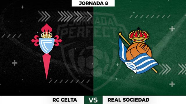 Alineaciones Celta - Real Sociedad