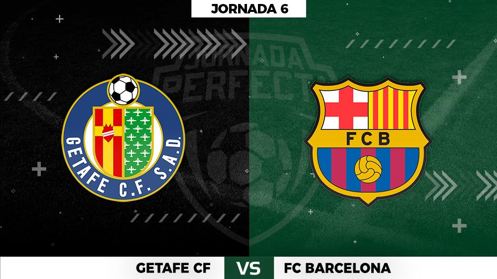 Getafe - Barça