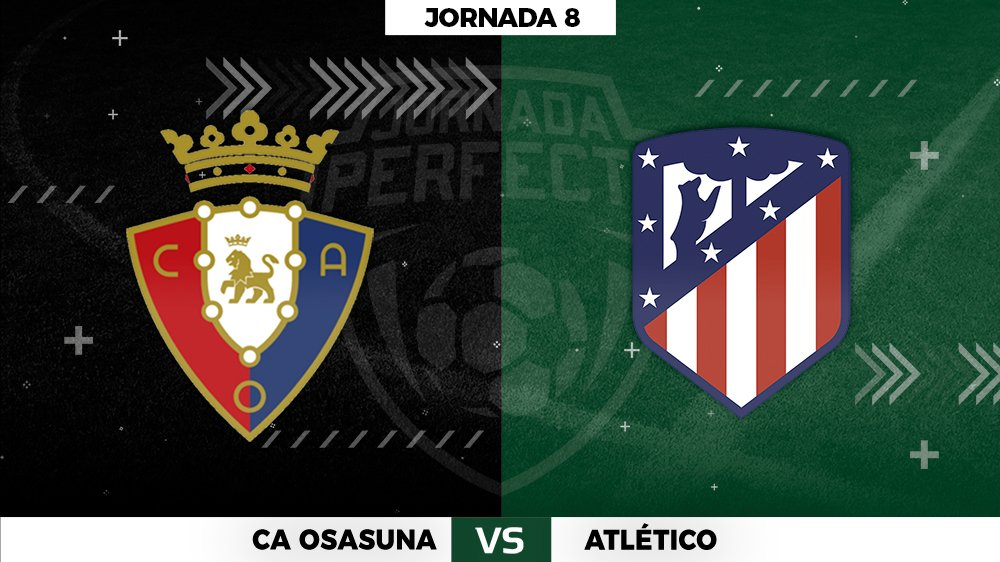 Osasuna - Atlético de Madrid
