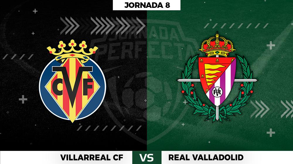 Alineaciones Villarreal - Valladolid