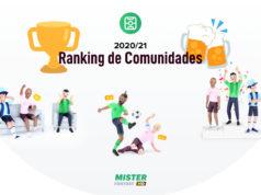 Ranking de Comunidades de Mister Fantasy (1)
