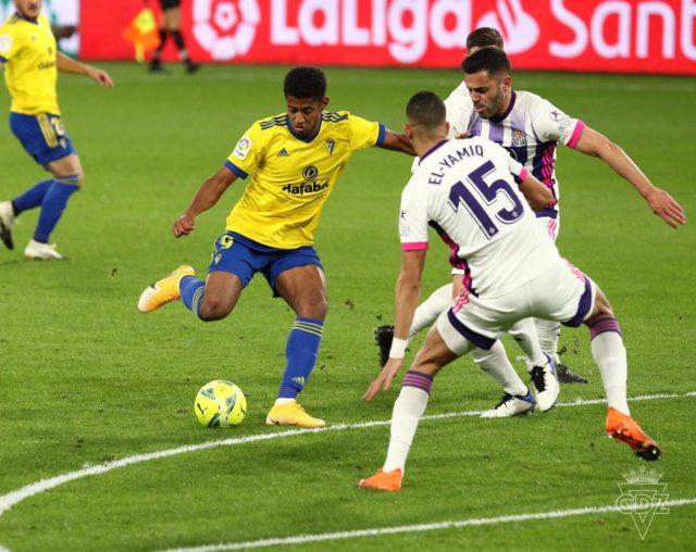 Lozano y la defensa del Valladolid
