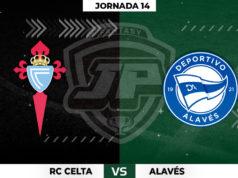 Alineaciones Celta - Alavés Jornada 14