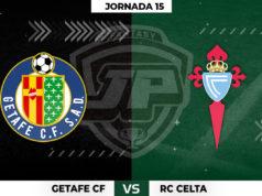 Alineaciones Getafe - Celta Jornada 15