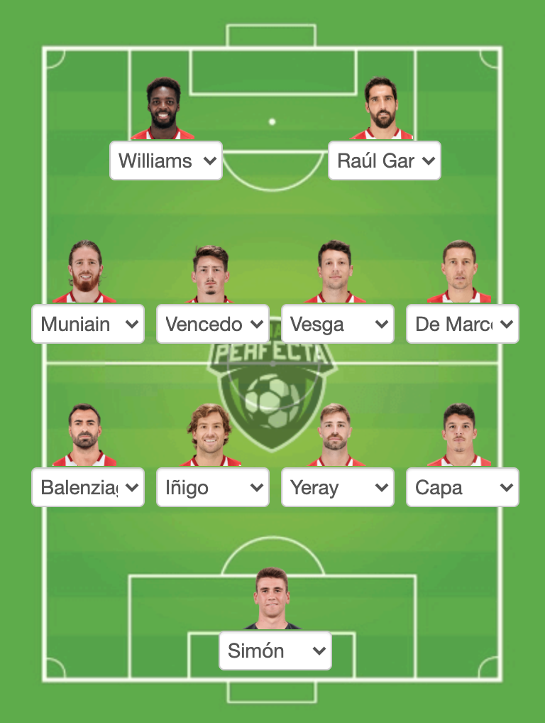 Posible once