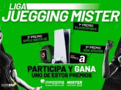 Liga Juegging Mister - Segunda Vuelta