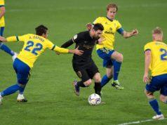 Pacha Espino tras Messi