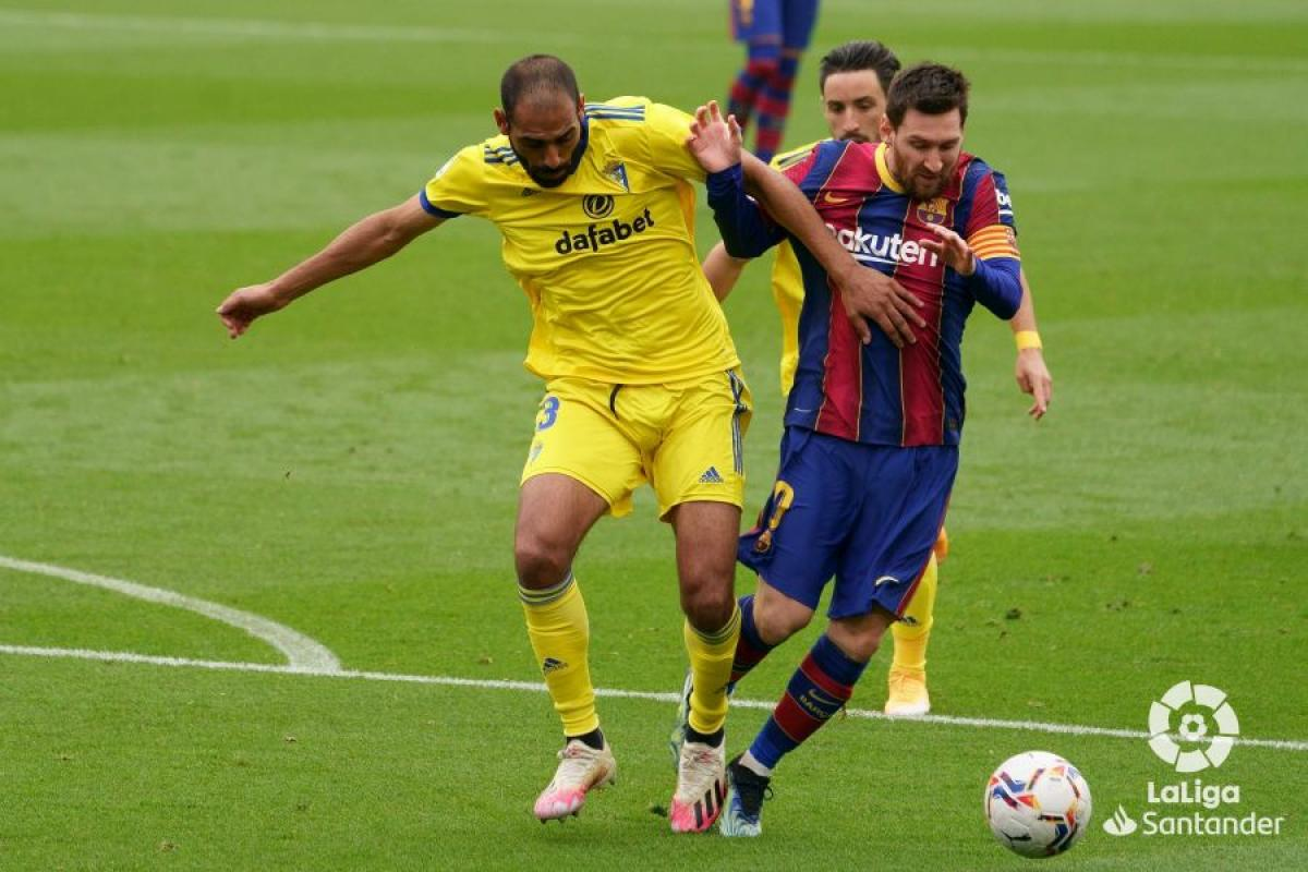 Fali y Messi