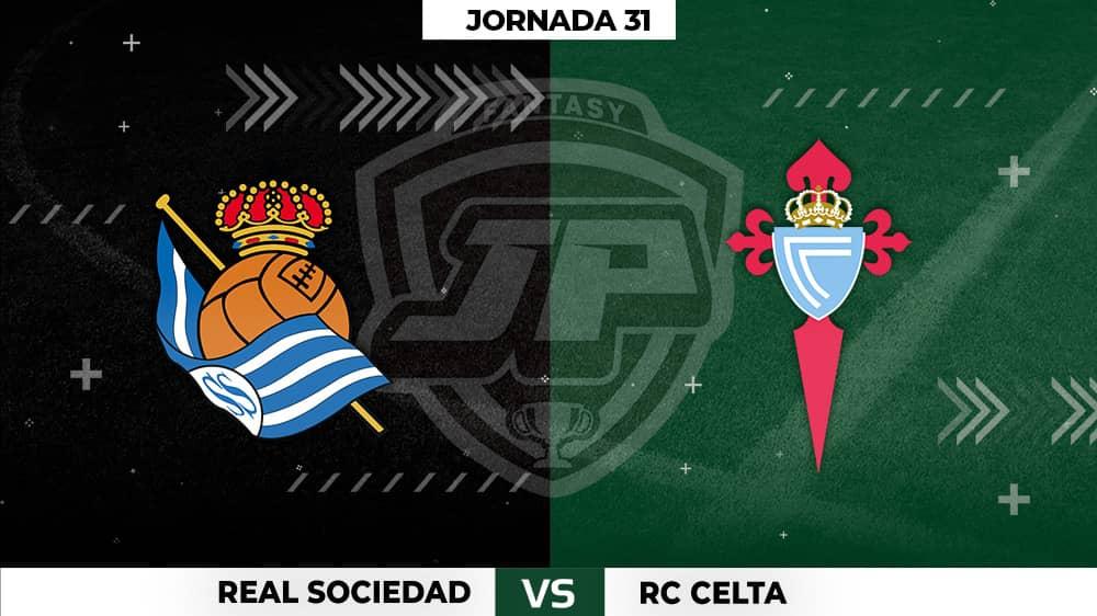 Alineaciones Posibles: Real Sociedad - Celta Jornada 31
