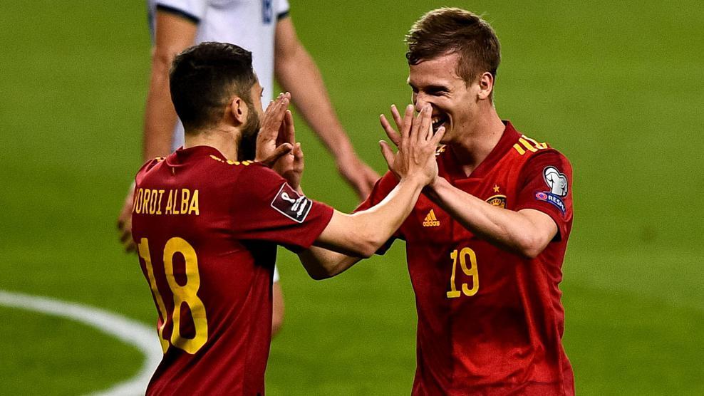 España vs Kosovo