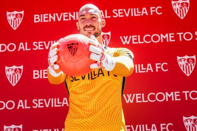 Marko Dmitrovic Sevilla