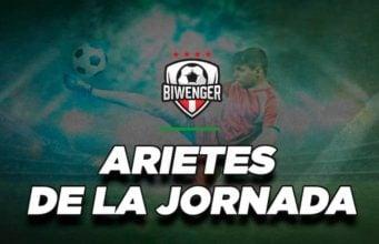 Ariete Biwenger: Goleadores por valor de mercado