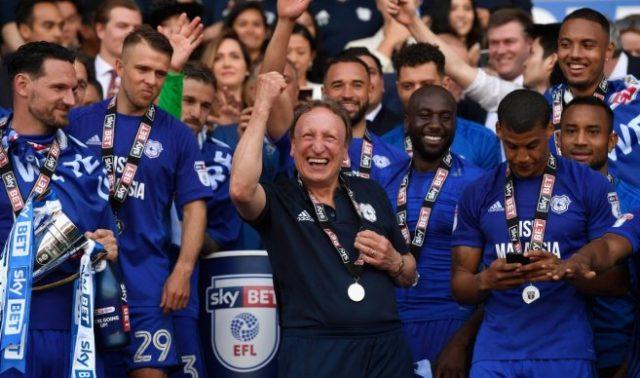 Cardiff City ascendió a la Premier League