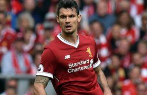 Lovren con el Liverpool