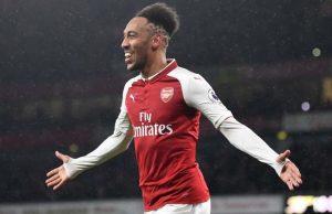 Aubameyang será la estrella del Arsenal este año