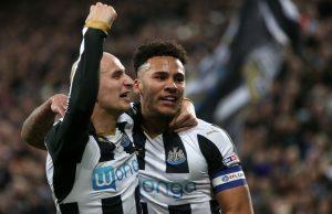 Las suplencias de Shelvey y Lascelles marcan al Newcastle