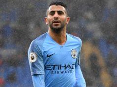 Riyad Mahrez ya golea con el Manchester City