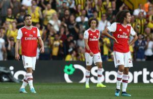 Dudas en la defensa del Arsenal