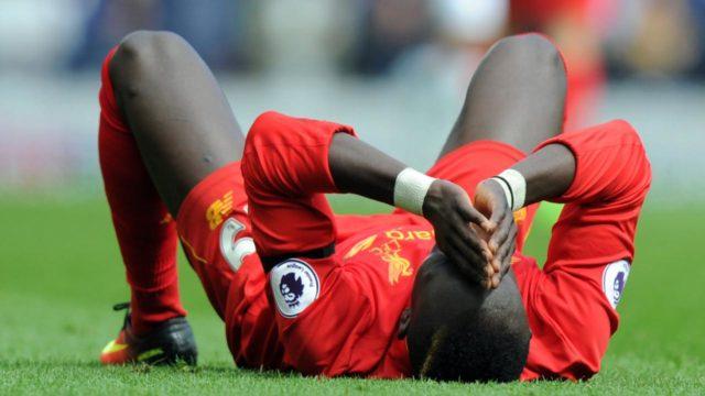 Lesionados Premier League: Sadio Mané, duda