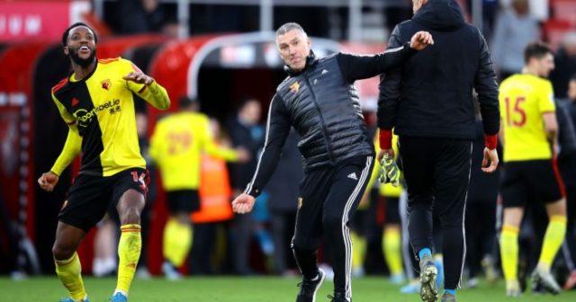 Nigel Pearson se está convirtiendo en el gran salvador de este Watford.