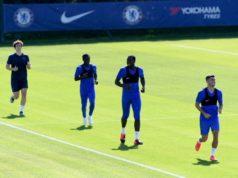 N´golo Kanté deja los entrenamientos del Chelsea por miedo al coronavirus.
