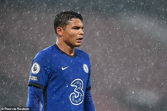 Top defensas Premier League: Thiago Silva