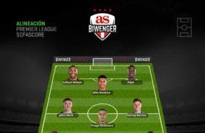 Once de apuestas para la jornada 23 en Biwenger Premier League