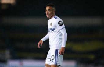 Rodrigo Moreno, una de las bajas para la jornada 27 de Premier League