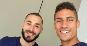 Karim y Raphael