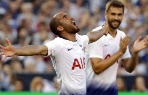 Llorente y Moura, dos chollos en el Tottenham