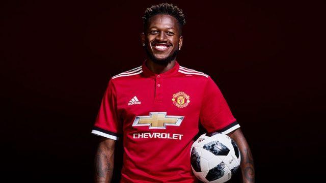 Fred apuntala la medular del Manchester United