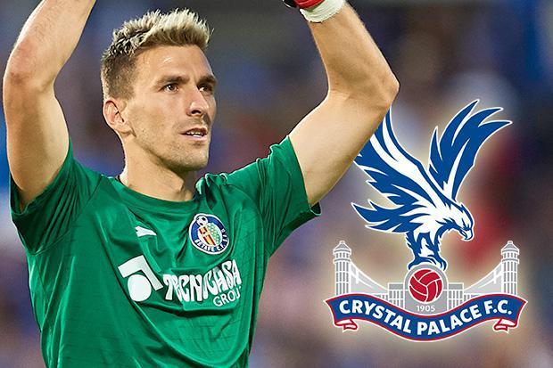 Vicente Guaita, nuevo jugador del Crystal Palace