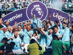 El Manchester City fue el campeón de la pasada Premier League