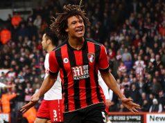 Nathan Aké, durante un partido en el Bournemouth