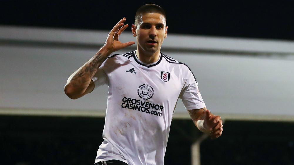 Mitrovic, estrella del Fulham