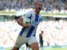 Murray marcando con el Brighton