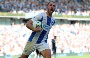 Murray marcando con el Brighton