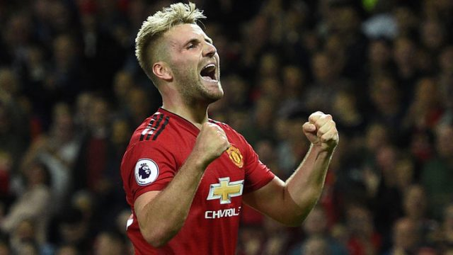 Luke Shaw y su renacer en el Manchester United