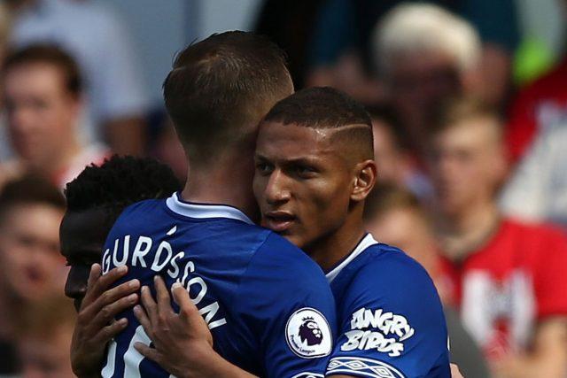 Sigurdsson y Richarlison, las dos claves del Everton en Biwenger