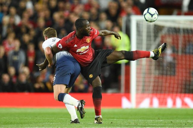 Romelu Lukaku, baja de última hora en el Manchester United