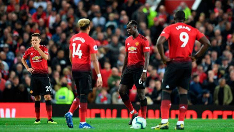 La caída del Manchester United en Biwenger