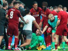Lesionados para la jornada 2 de Premier League: Adrián en el Liverpool
